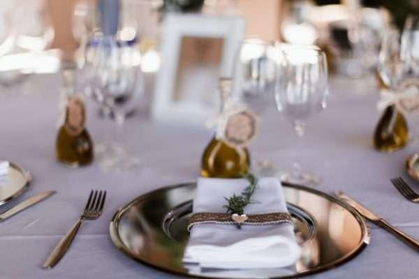 Brac wedding table