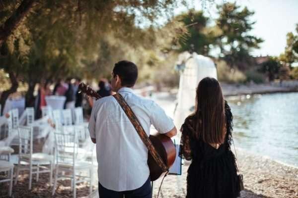 Brac wedding musicians