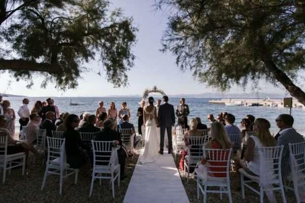 Wedding on Brac
