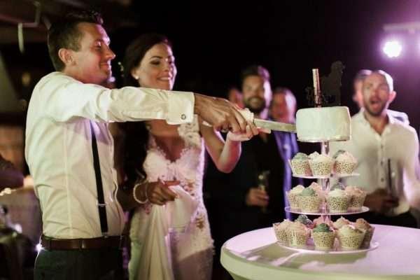 Brac wedding cake