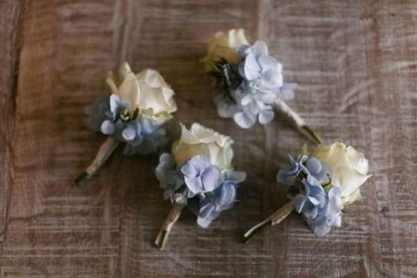 Brac wedding flower decoration
