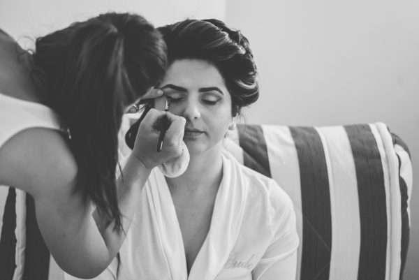 Omis wedding makeup artist