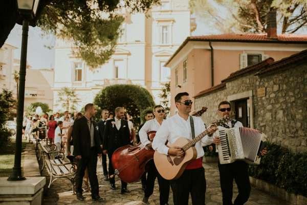 Opatija wedding musicians