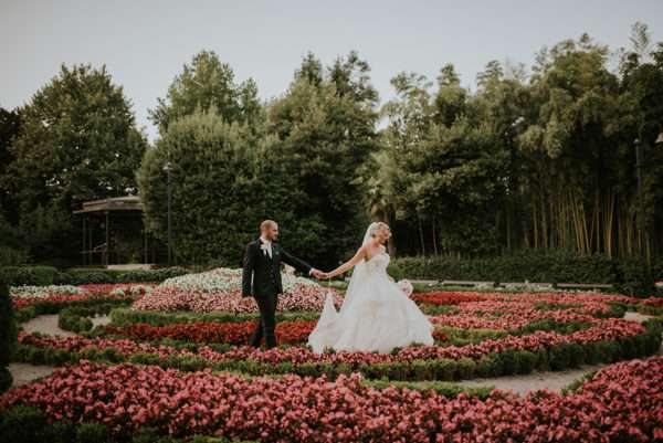 opatija; get marride in opatija; wedding opatija; destination wedding opatija; destination wedding planner opatija; wedding planner croatia; marrytale; bridal couple; garden shooting