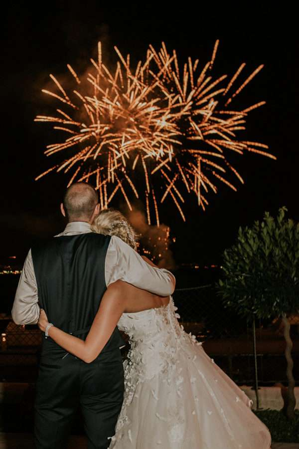 opatija; get marride in opatija; wedding opatija; destination wedding opatija; destination wedding planner opatija; wedding planner croatia; marrytale; fireworks; bridal couple
