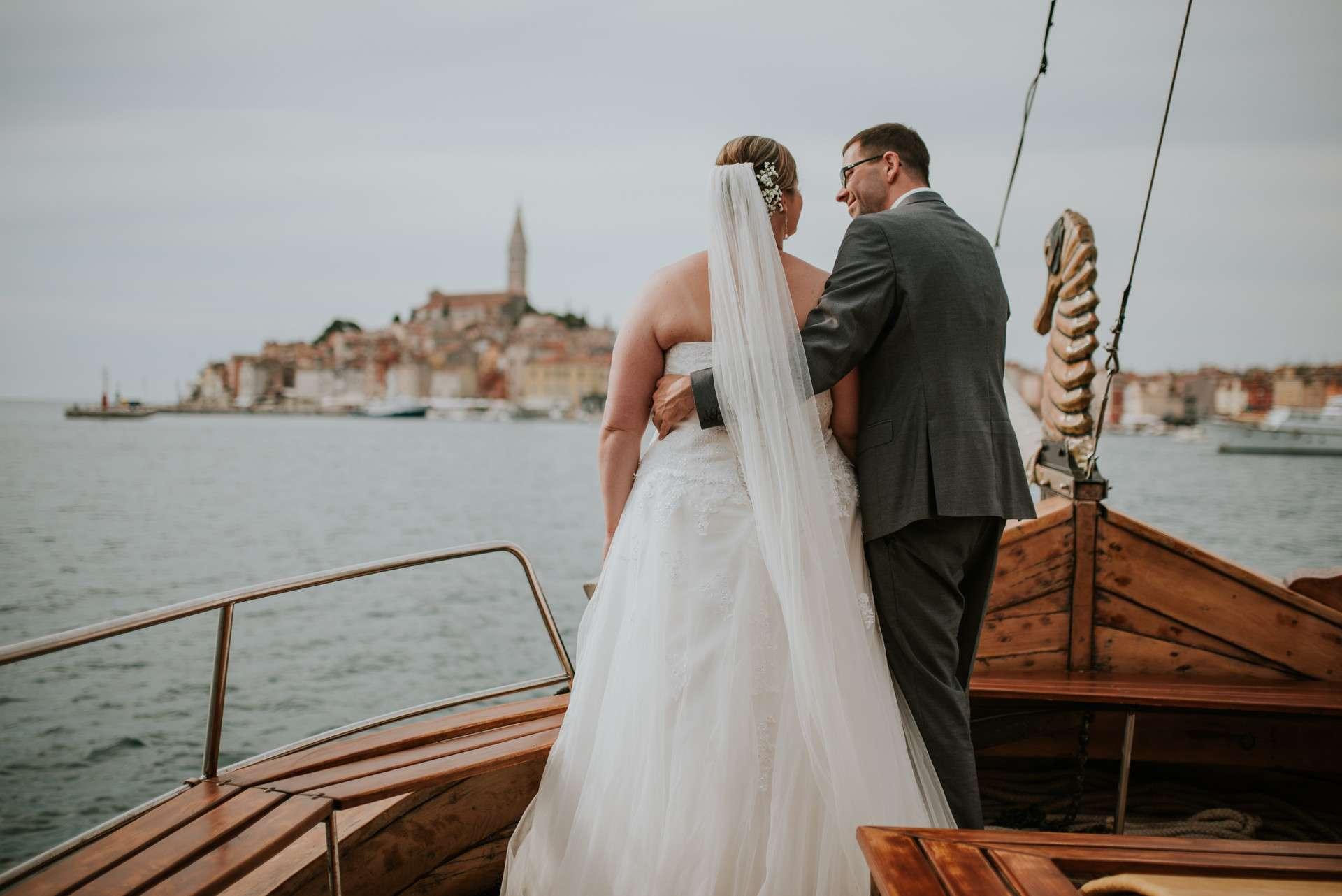 Wedding in Rovinj