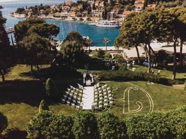 solta; maslinica; wedding in croatia; island wedding; heirten in kroatien; heiraten auf insel; wedding planner croatia; hochzeitsplaner kroatien; marrytale; ceremony; wedding