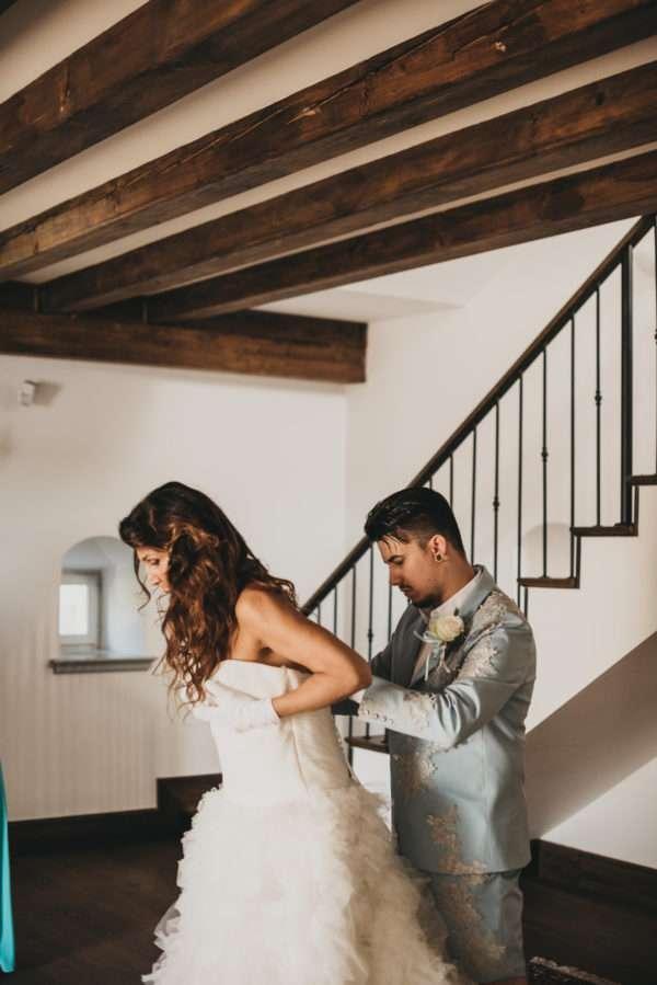 solta; maslinica; wedding in croatia; island wedding; heirten in kroatien; heiraten auf insel; wedding planner croatia; hochzeitsplaner kroatien; marrytale; wedding preparations; wedding dress; bride