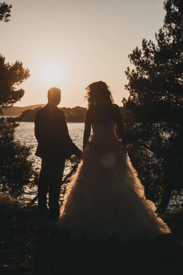 solta; maslinica; wedding in croatia; island wedding; heirten in kroatien; heiraten auf insel; wedding planner croatia; hochzeitsplaner kroatien; marrytale; bridal couple; brautpaar; wedding dress