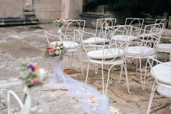 chairs; flowers; decor; dekoration; hvar; trauungslage hvar; marrytale; heiraten in hvar; heiraten in kroatien; wedding planner hvar; wedding planner croatia; hochzeitsplaner hvar; hochzeitsplaner kroatien