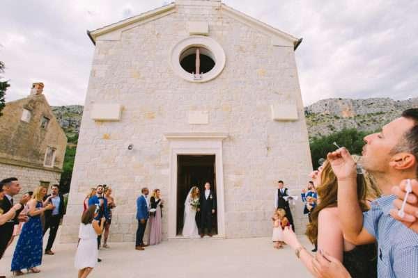 Omis church weddings