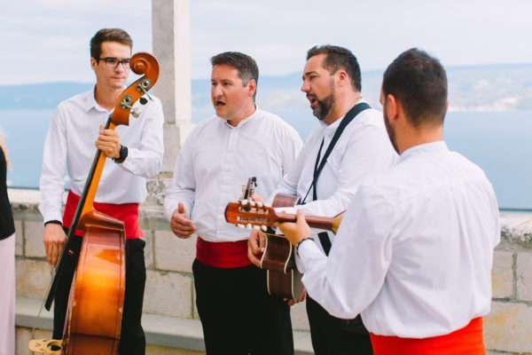 Omis wedding musicians