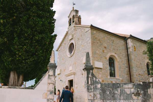 Omis wedding church