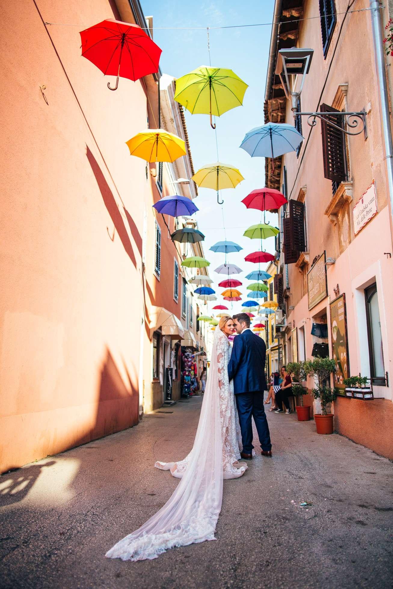 Wedding in Savudrija
