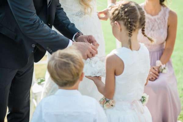 Zadar Hochzeitszeremonie