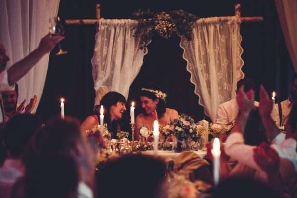 Hochzeitsfeier Walensee