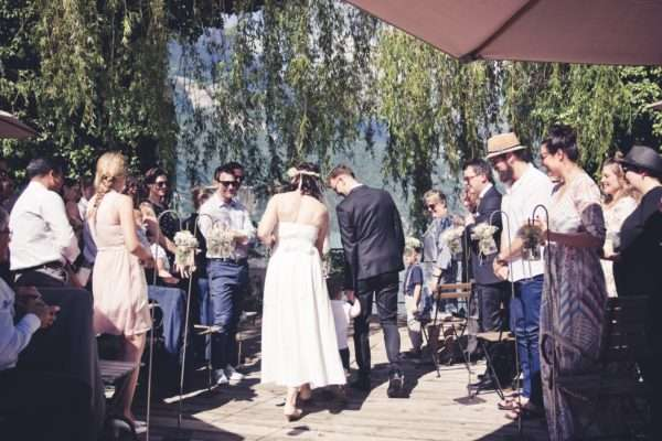 get married by the walensee; wedding planner walensee; wedding planner switzerland; destination wedding walensee; destination wedding planner switzerland; marrytale; just marride; bridal couple; wedding dress