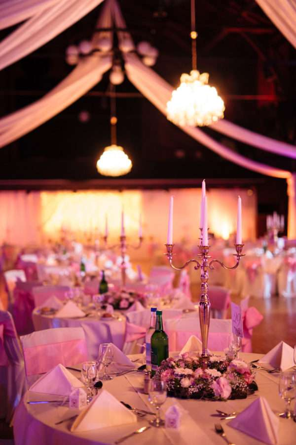 Hochzeitstische Zürich