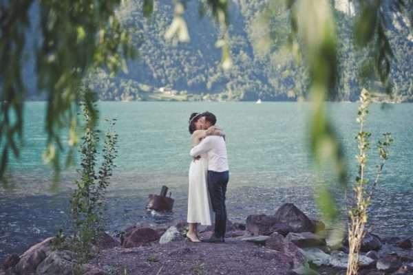 Wedding Walensee