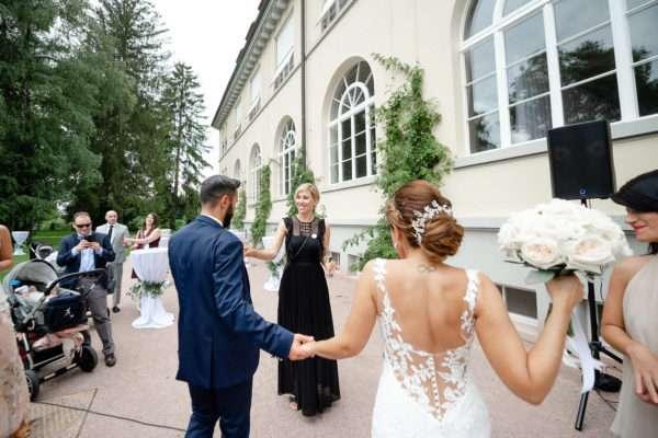 Schweizer Hochzeitszeremonie
