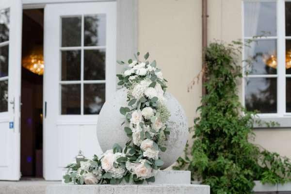 Hochzeit Bally House