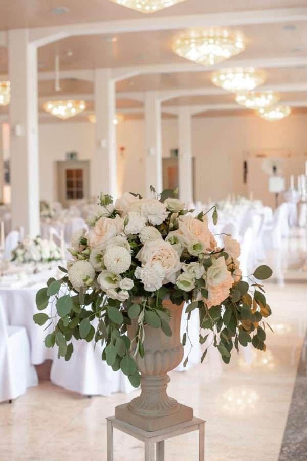 Schweizer Hochzeitsblumen